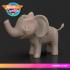 Baby Elephant image