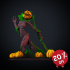 Pumpkin Queen - single and multimaterial image