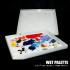 Wet Palette - fits 1/2 Frisk Acrylic Keep-Wet Palette Refill image