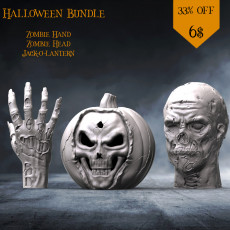 Halloween Bundle - 33% OFF