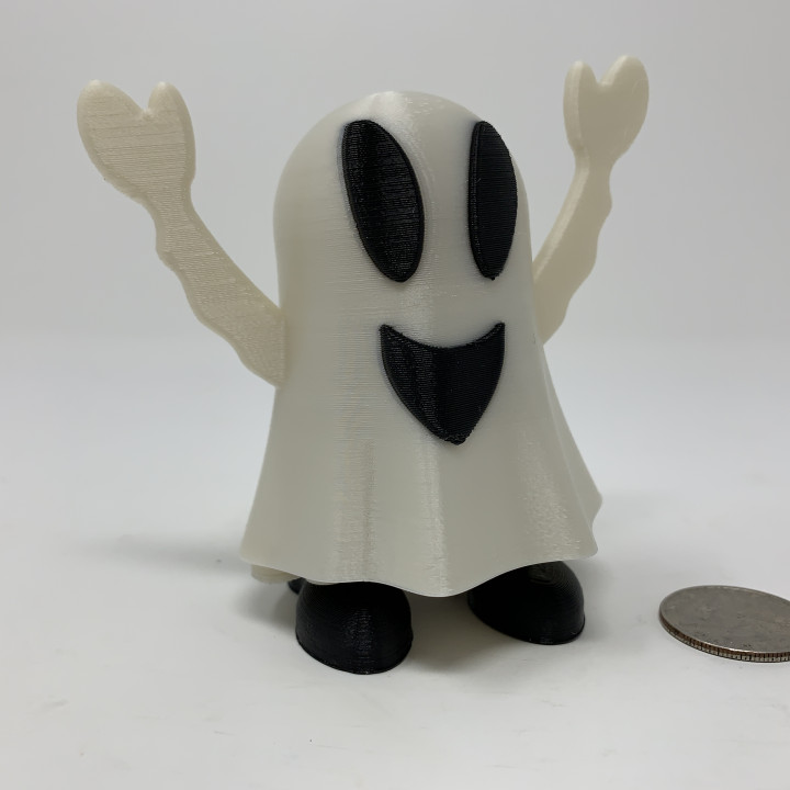 Pin Walking Happy Halloween Happy Ghost