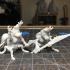 Beetle Guards - DnD Monsters - 2 Poses print image