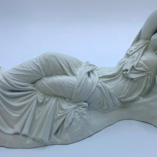 Picture of print of The Sleeping Ariadne