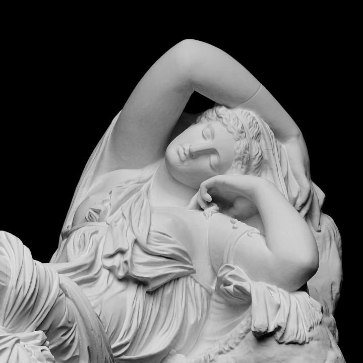 The Sleeping Ariadne