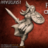 Amazon Warrior from AMAZONS! Kickstarter image
