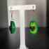 Avocado earring image