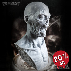 ZOMBUST! - Zombie bust - Walking Dead/Romero - Horror