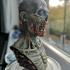ZOMBUST! - Zombie bust - Walking Dead/Romero - Horror image