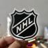 NHL logo multicolor image