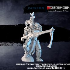 Grim reaper leader aspect warrior
