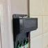 Kitchen towel hook image