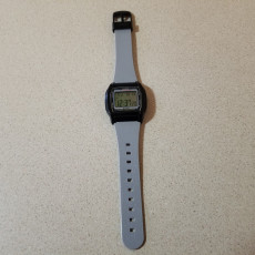 Casio W-201 18mm watch strap(and others)