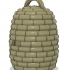 Bee Skep - Geocaching Container image