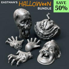 Eastman's Halloween Bundle (SAVE 50%)