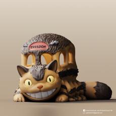 Catbus(My Neighbor Totoro)