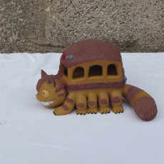 Picture of print of Catbus(My Neighbor Totoro)