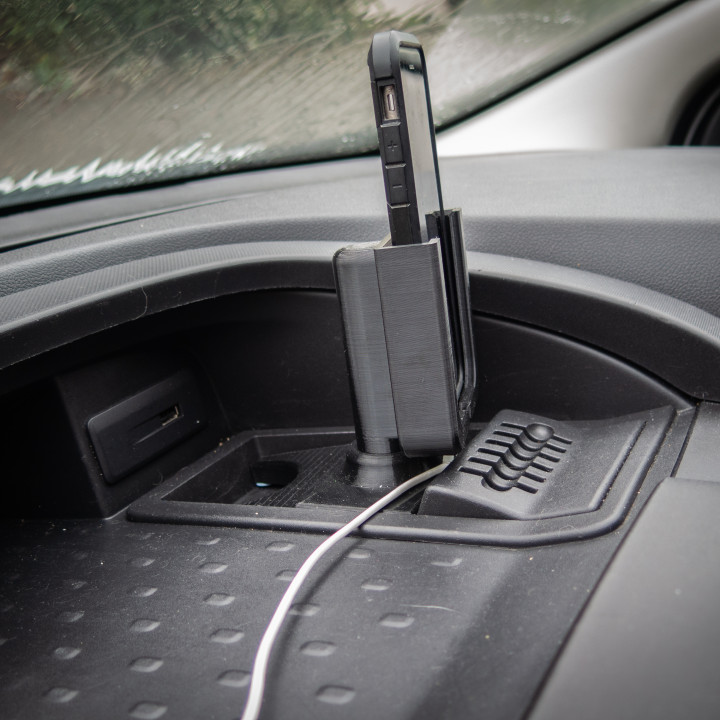 iPhone Cradle for the Vauxhall Vivaro (2014-2019)