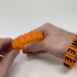 "Happy Halloween ""Somewhat Stretchy"" Bracelet image"