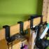 Hook compatible with IKEA IVAR shelf image