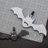 Hanging Bats! image