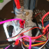 Hotend / Effector for Kossel / Delta Printer inc. BL Touch and Zesty Nimble image