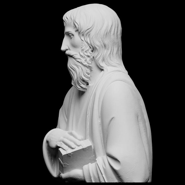 A Saint with a Book (Paul?)