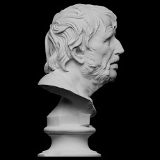 Pseudo-Seneca, Portrait of Hesiod (?)
