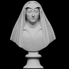 Bust of Camilla Barbadori