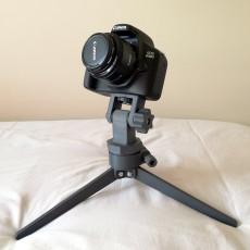 Mini Tripod for DSLR and Digital Cameras