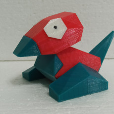 Picture of print of Porygon