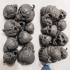Evil Pumpkin Skulls image