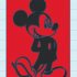 2D Micky Mouse image