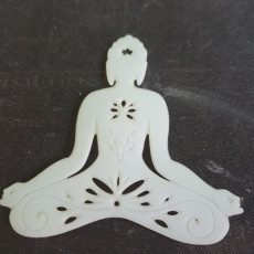 Picture of print of Buddha 2D wall art