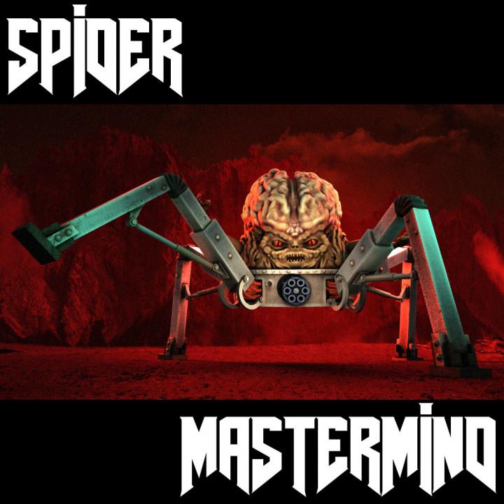 Spider Mastermind