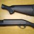 CYMA Remington M870 Tri-Shot Airsoft Shotgun Raptor Grip image