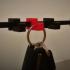 Hooks for Ikea Hemnes Storage Bench rail image