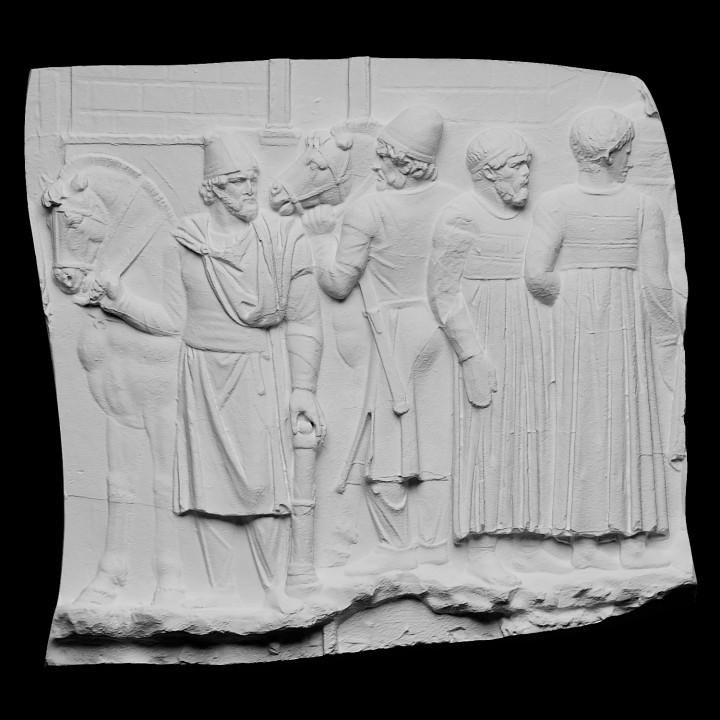 Trajan's Column [XCIX] Envoy of Engineers