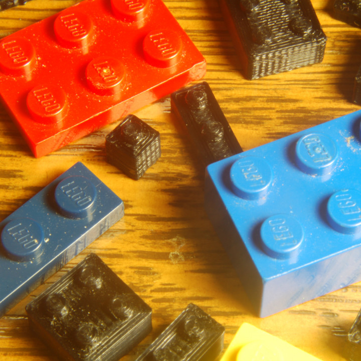 Kragleblocks - Open Source, Easily Printed LEGO Alternative