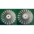 Geared Turbofan Engine (GTF), 10 inch Fan Module image