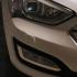 Headlight washer cover (Cap) for Hyundai santa fe 2013 image