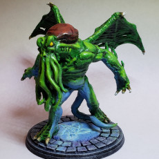 Star Spawn - Epic monster! 80mm Cthulhu