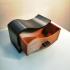 Wavy Bandsaw Box image