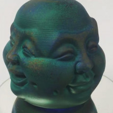 Picture of print of Four Face Buddha