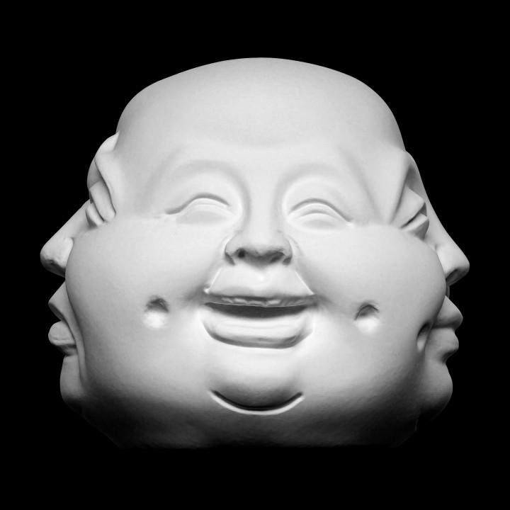 Four Face Buddha