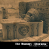 The Mummy Diorama for Wekster Mini Dude Mummy image