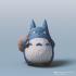 Medium Totoro(My Neighbor Totoro) image