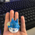Medium Totoro(My Neighbor Totoro) print image