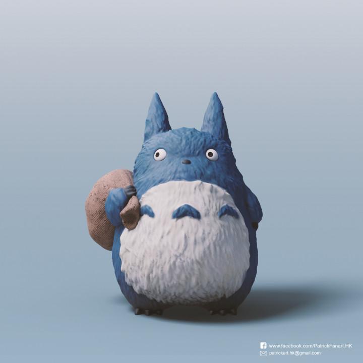 Medium Totoro(My Neighbor Totoro)