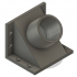 90 degree vacuum adapter for router table image