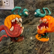 Picture of print of Pumpkin Mimic